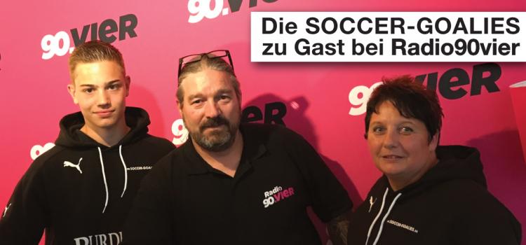 Interview mit Radio90vier