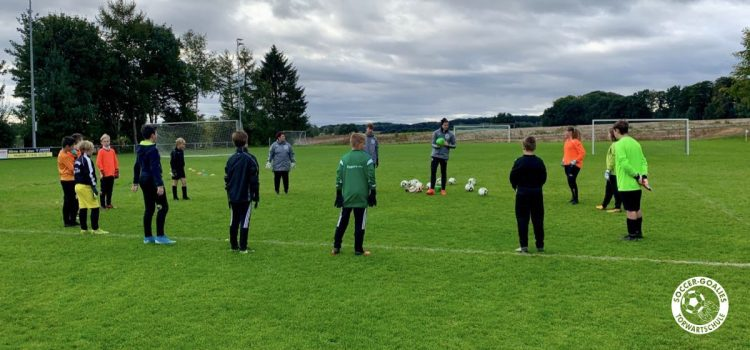 Trainings-Camps am 04.10.20